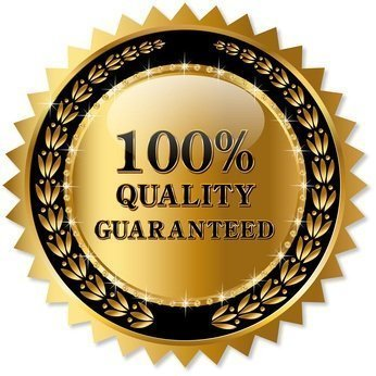 100% quality guarateed