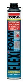 flexifoam gun 750ml